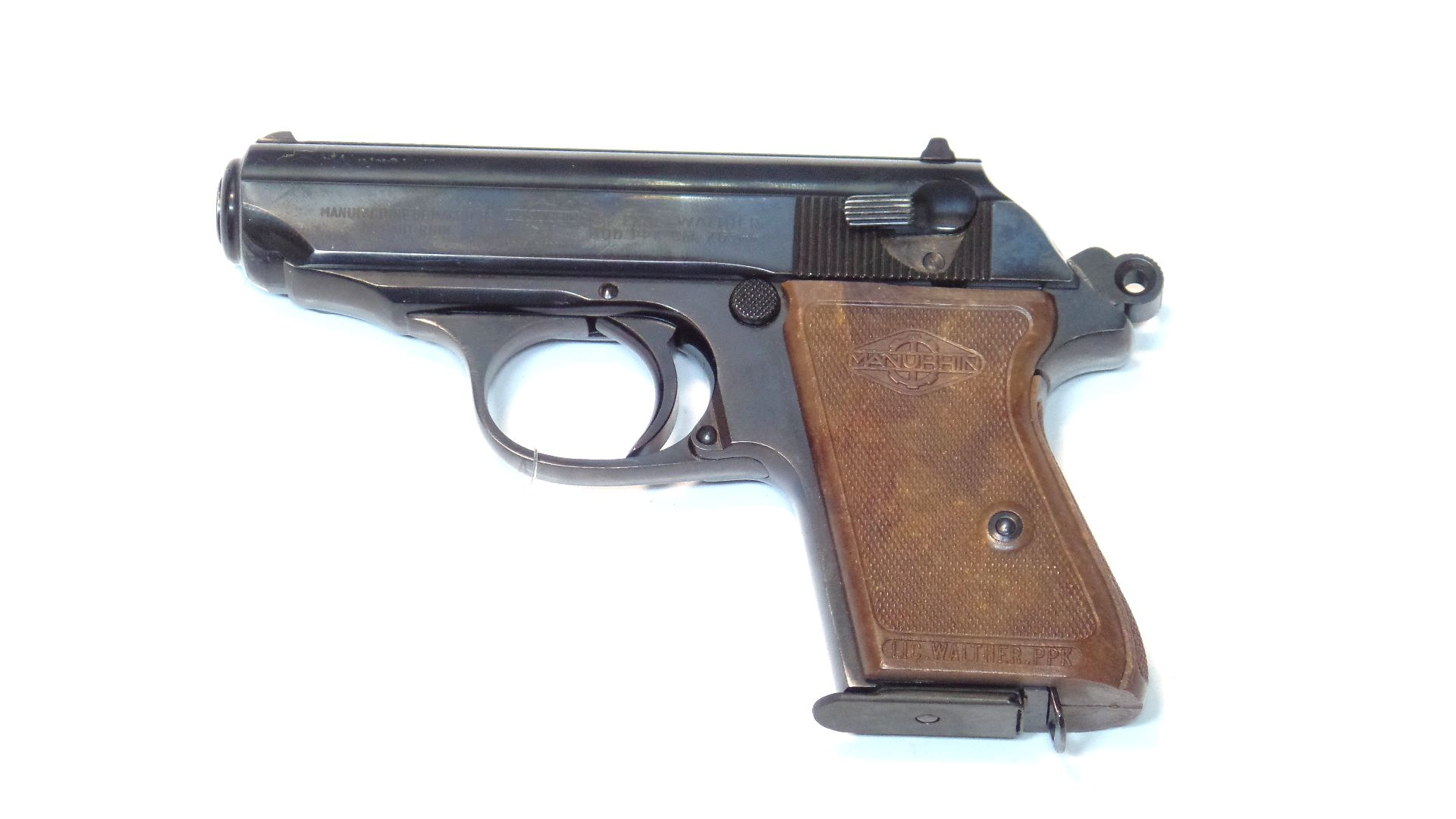 WALTHER MANURHIN PPK calibre 7.65 Browning
