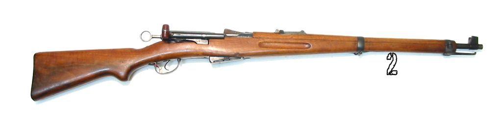 K11 calibre 7.5x55