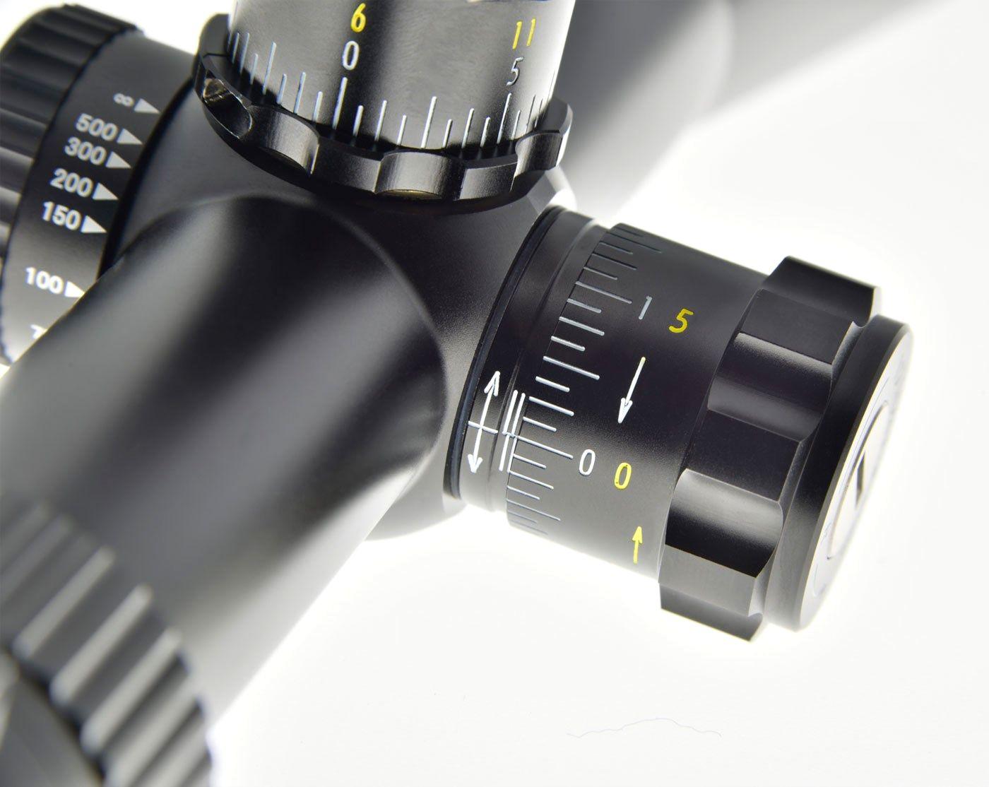 DD OPTICS TACTICAL 5-30X50