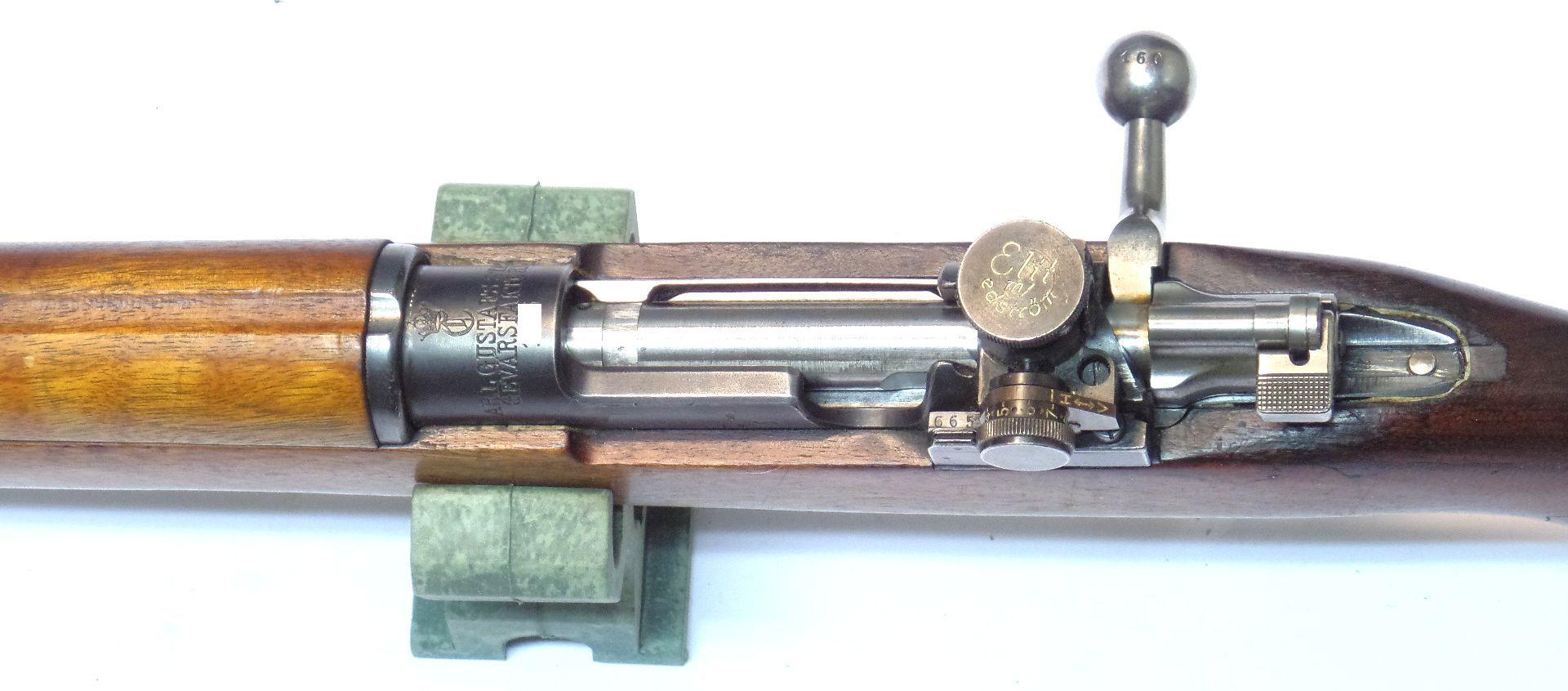 CARL GUSTAV M63 calibre 6.5x55