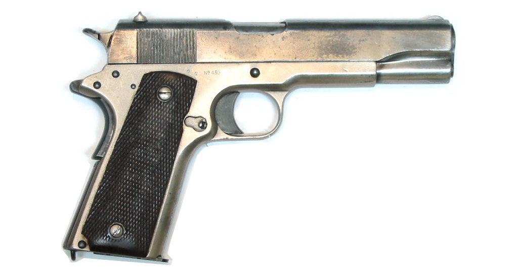 COLT 1911 calibre .45ACP