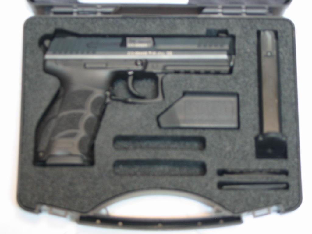 Heckler & Koch - P30L calibre 9Para
