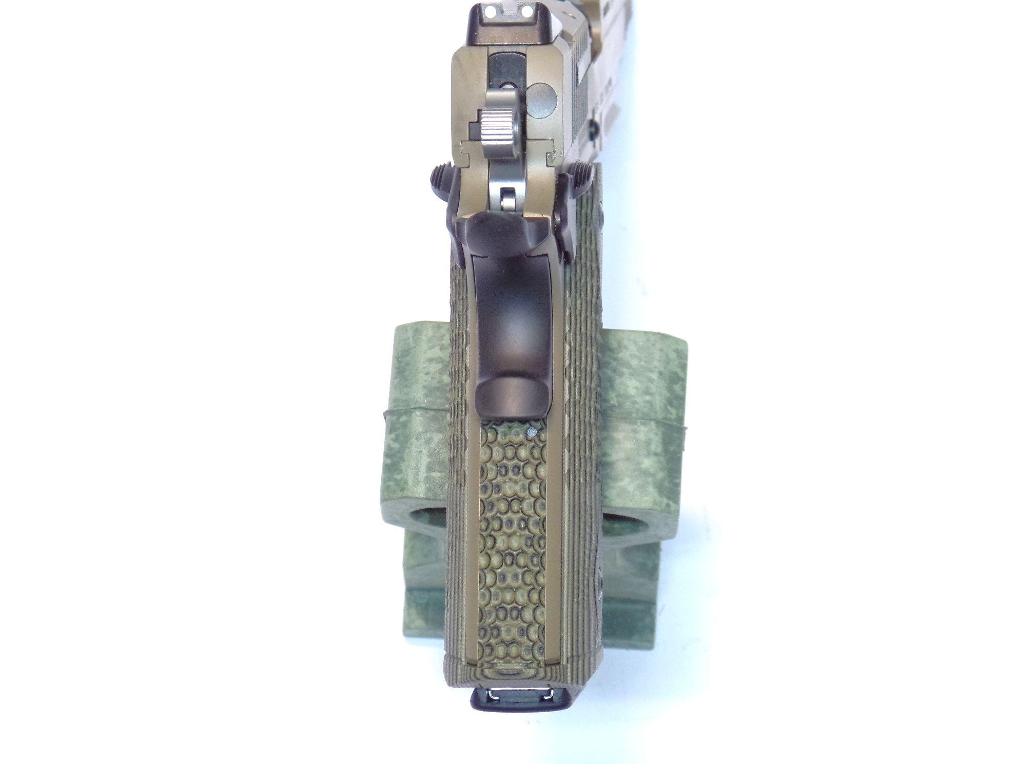 SIG SAUER 1911 Scorpion calibre 45acp
