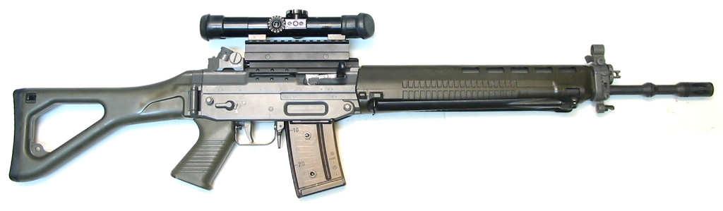 SIG 550 / PE90 calibre 5.56x45