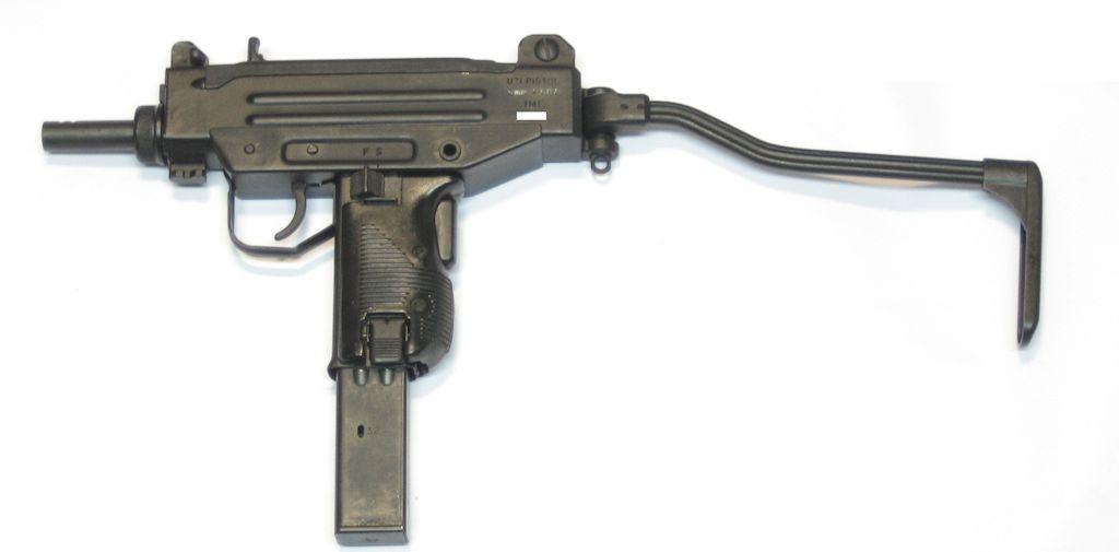 IMI UZI Pistol calibre 9 Para