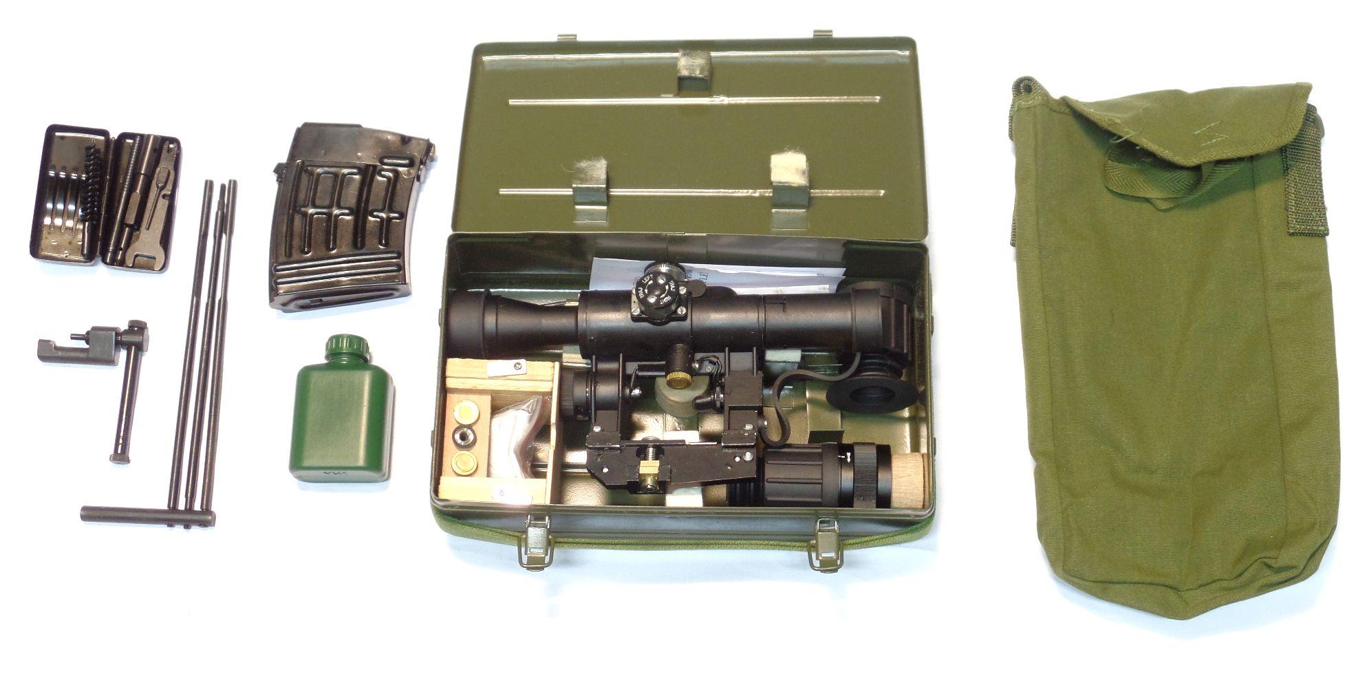 DRAGUNOV SVD calibre 7.62x54R