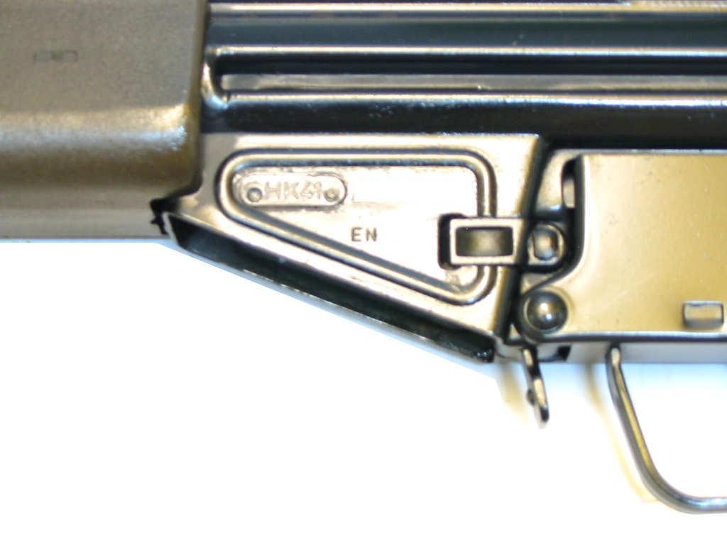 Enfield HK G3/41 calibre .308Winchester