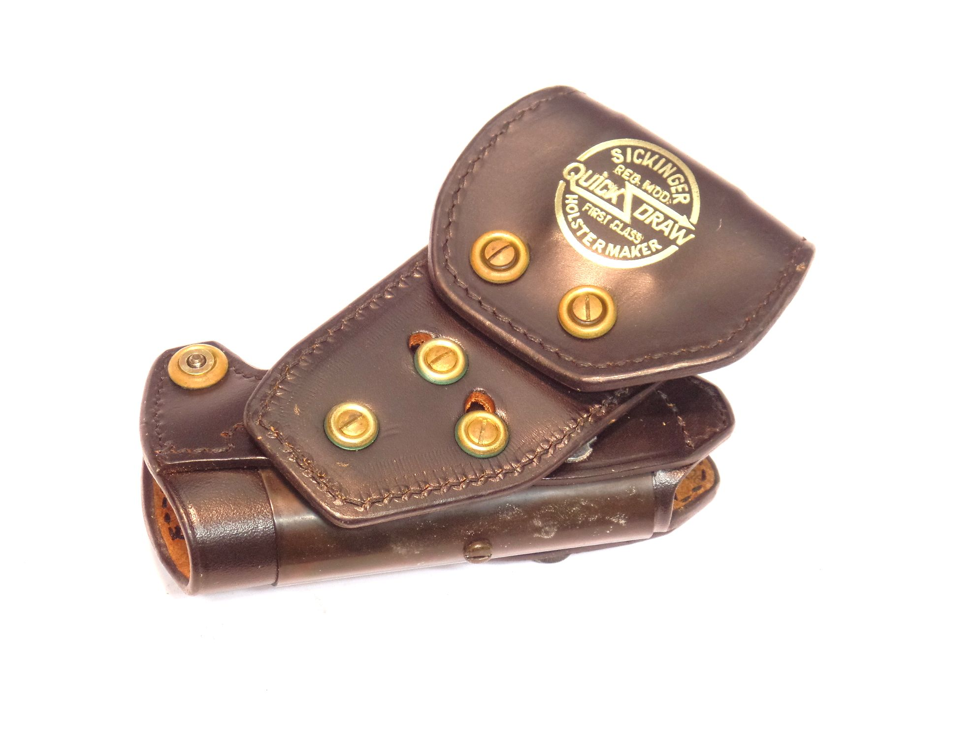"Holster Sickinger QuickDraw CZ BERETTA SIG Revolver 4"""