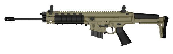 ROBINSON ARMAMENT XCR calibre 5.56x45