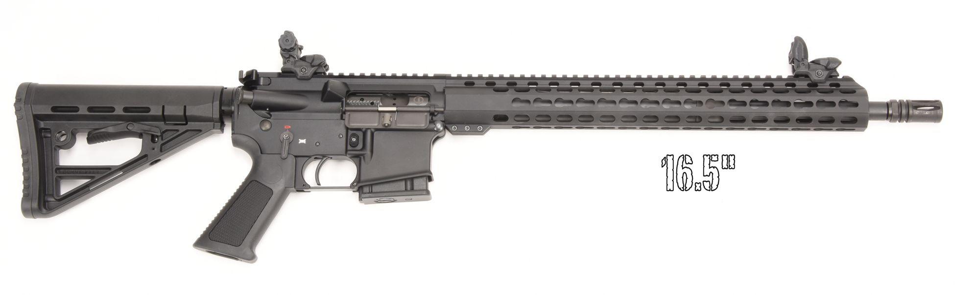 SCHMEISSER AR15 Keymod calibre 223R